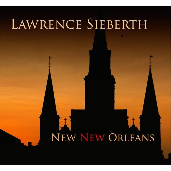 Cover art for New New Orleans
